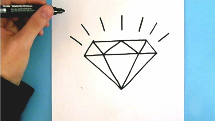 video and photo tutorials on how to draw basic things, cool and original drawings step by step, drawing ideas