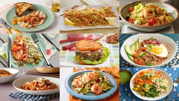 seis propuestas de platos ligeros para preparar en casa, cenas que no engordan, ideas de platos ligeros para cenar