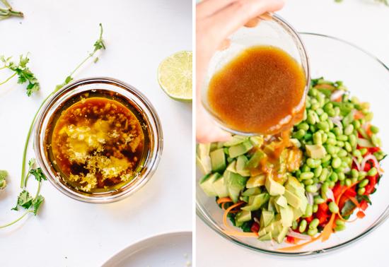 cenas saludables paso a paso, geniales ideas para una cena sana y fácil de preparar, ensaladas verdes vitaminosas