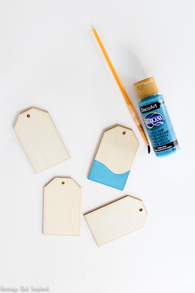 materiales necesarios para hacer etiquetas DIY originales y fáciles de hacer en casa, ideas de manualidades con purpurina