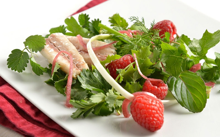 entrantes ricos y saludables, ideas de recetas faciles y rapidas para comer, recetas con frutas y verduras