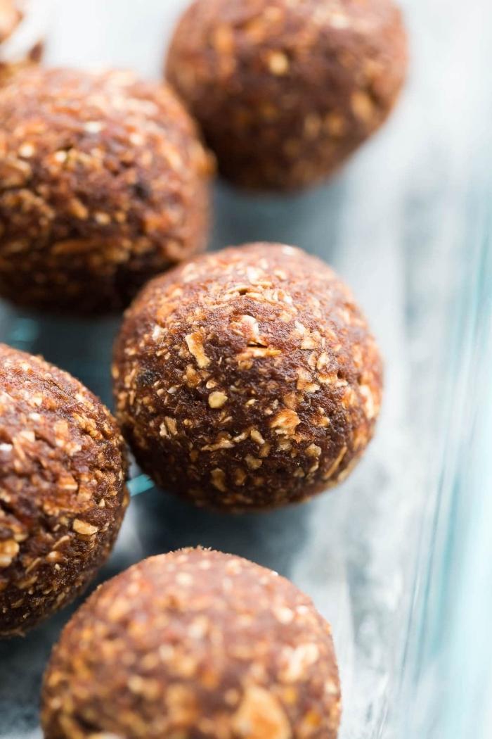 las mejores ideas de bocados dulces saludables en más de 90 fotos, como hacer trufas saludables, recetas ricas paso a paso