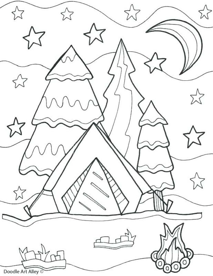 fotos de dibujos para dibujar y colorear imprimibles, ideas de dibujos originales para niños, colorear es divertido
