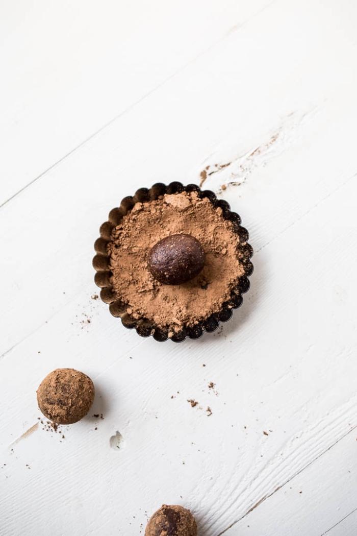 irresistibles propuestas de postres en bonitas fotos con recetas paso a paso, caramelos energéticos sin azucar paso a paso