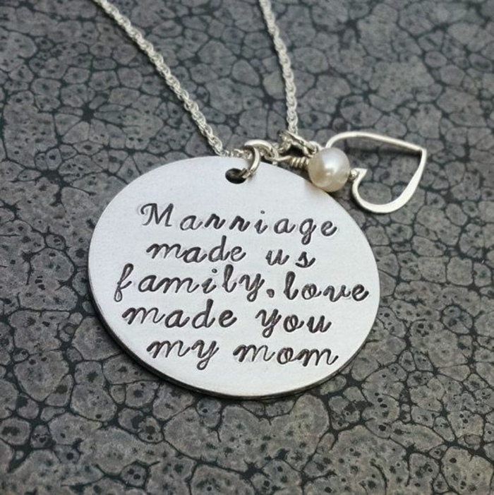 la boda nos hizo familia, el amor te hizo mi madre, regalos únicos personalizados para la madre de tu novio o marido