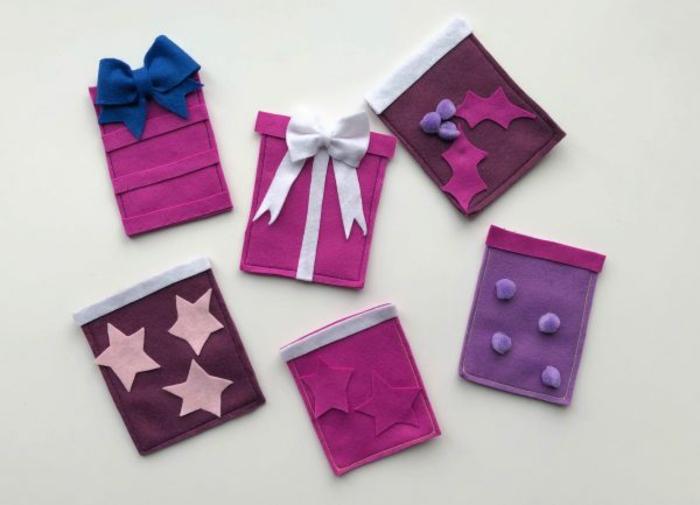 manualidades navideñas faciles paso a paso, ideas de regalos navideños unicos hechos a mano, fotos de manualidades para regalar