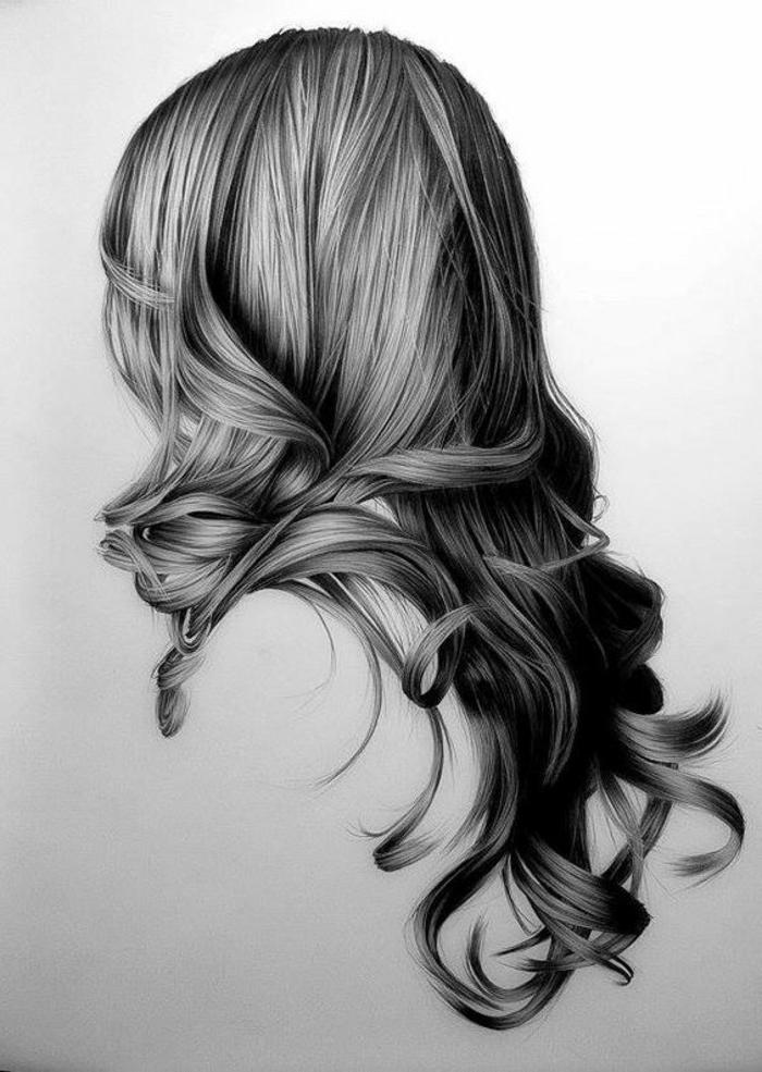 dibujo a lapiz bonito con sombras, aprender diferentes técnicas para dibujos, dibujos paso a paso, como dibujar personas