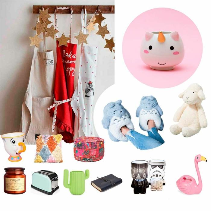 divertidas ideas de regalos de navidad originales, pequeños detalles para sorprender a tu mejor amigo, ideas de regalos personalizados