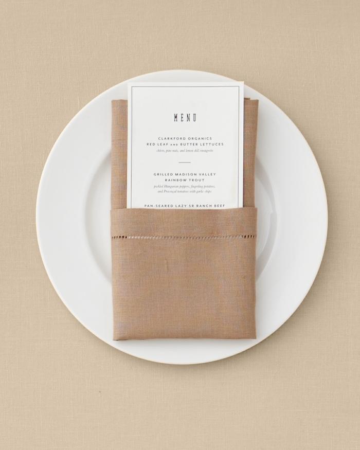 las ideas más sofisticadas para decorar la mesa con servilletas, doblar servilletas de papel para cubiertos en fotos