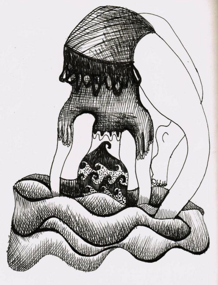 super simàticos y faciles dibujos con marcador negro, dibujos faciles a lapiz, ideas de dibujos sencillos y divertidos