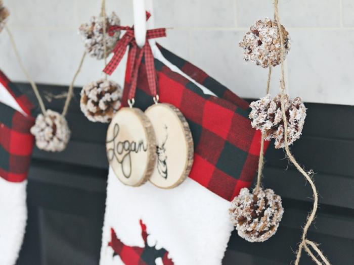 las mejores ideas de adornos navideños caseros para darle un toque acogedor a tu casa, pasos para hacer guirnaldas de navidad