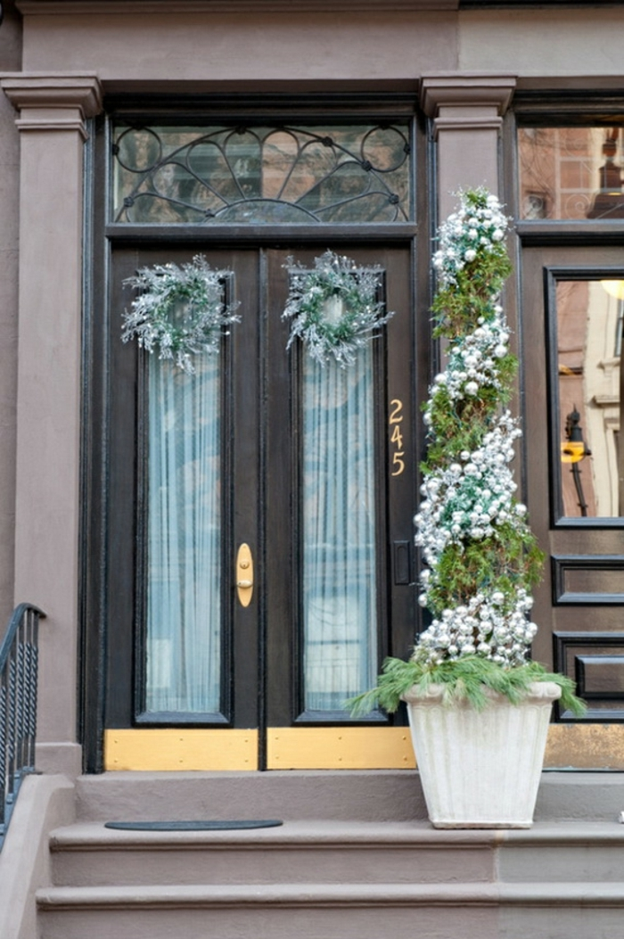 preciosas ideas decorativas para navidad, colores y estilos decorativos en tendencia, adornos navideños originales