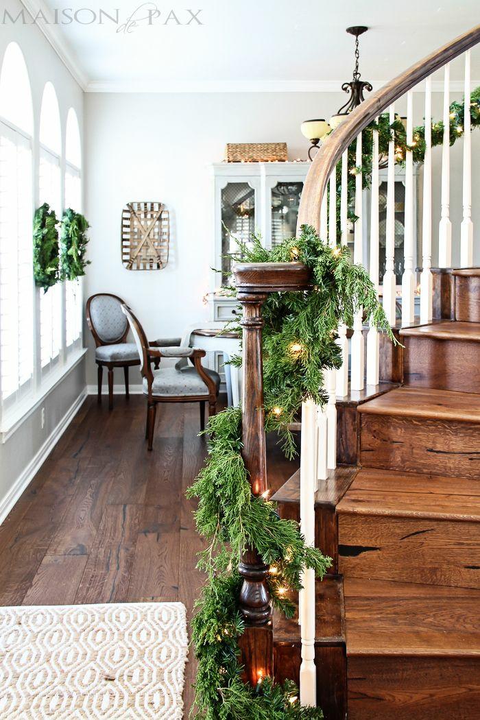 manualidades de navidad faciles y ideas decorativas navideñas, fotos con decoración navideña, tedencias 2019 2020
