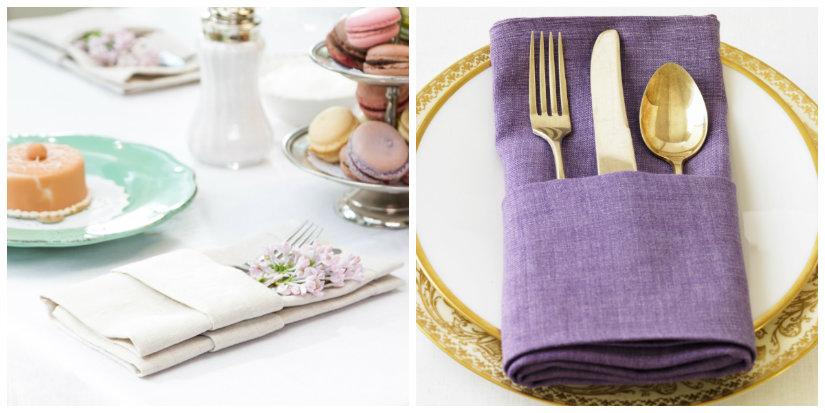 como doblar servilletas de tela, maneras sofisticadas de presentar tu cena, como doblar servilletas de tela paso a paso