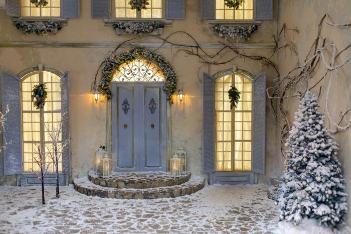 las mejores propuestas de decoracion navideña 2019 tendencias, 90 magníficas fotos de casas decoradas para Navidad