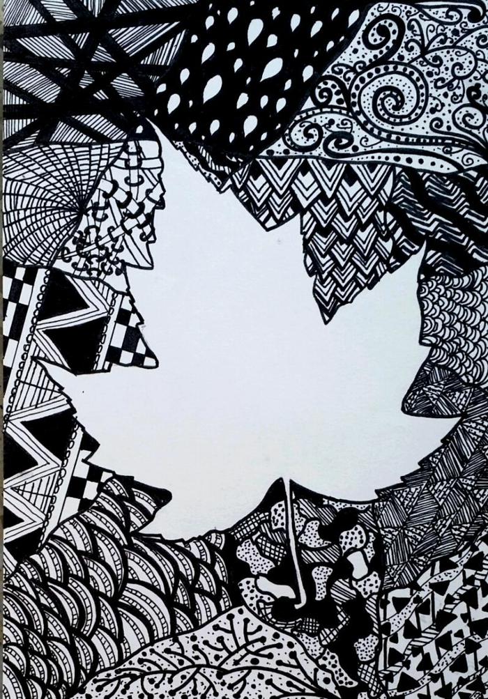 preciosos dibujos en blanco y negro, imágenes en blanco y negro que inspiran, ideas de dibujos simbolicos y faciles de hacer