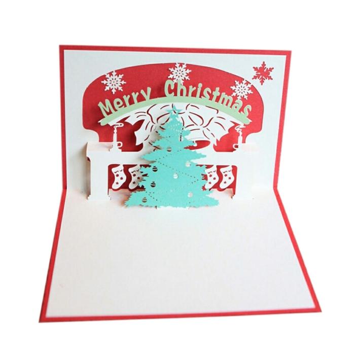 tarjetas 3d personalizadas como un regalo unico para navidad, ideas de regalos amigo invisible, fotos de regalos