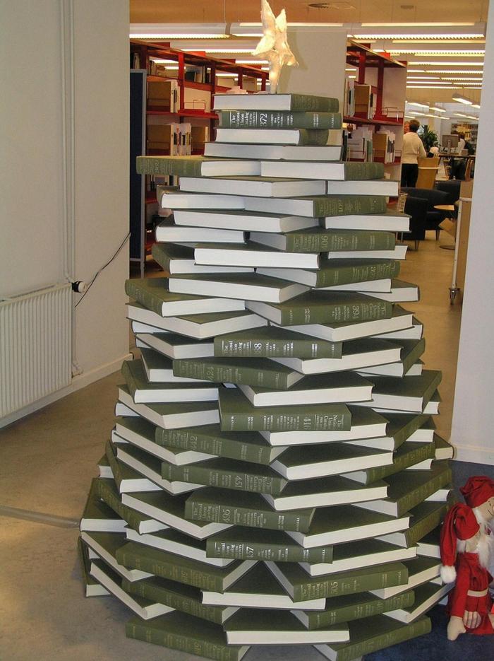 alternativas ecológicas al árbol navideño natural y artificial, como adornar un arbol de navidad, fotos de árboles originales