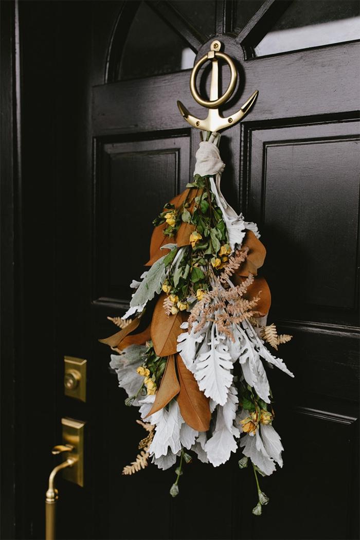 adornos navideños manualidades para Navidad, ideas super sencillas sobre como decorar la casa con materiales naturales
