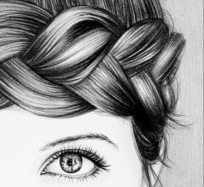 preciosos dibujos con profundidad, dibujar a lápiz consejos básicos para aprender, fotos de dibujos para avanzados