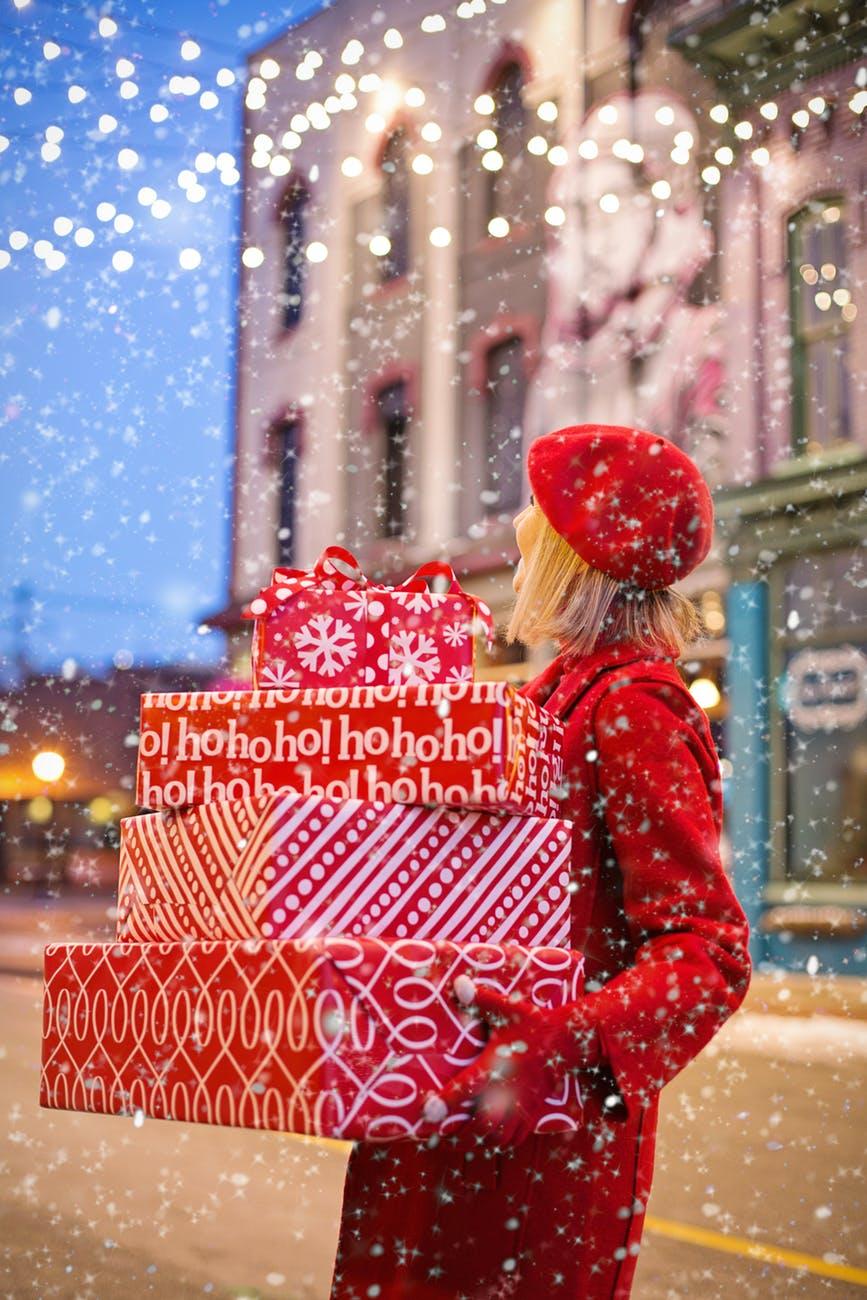 80 geniales ideas para regalar en Navidad, en bonitas imágenes, propuestas de regalos para hombres y mujeres en bonitas imagenes
