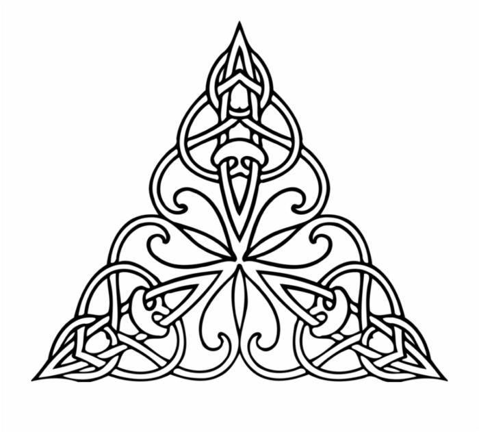 fantásticas ideas de motivos simbolicos que puedes colorear, dibujos de motivos con significado, ideas de dibujos para dibujar en fotos