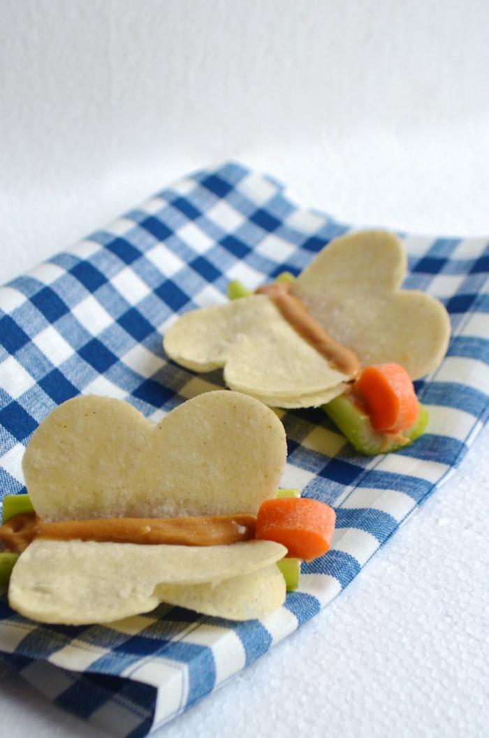 pequeños aperitivos divertidos para los niños, comidas ricas y faciles de hacer en casa, ideas de comidas caseras