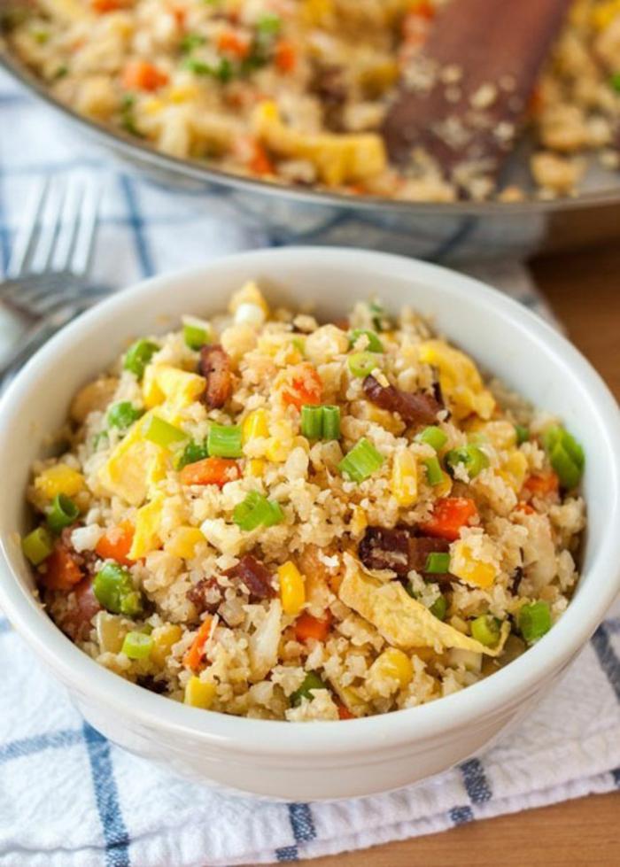 arroz con vegetales, ideas de platos saludables para toda la familia, como preparar el arroz para tu niño, recetas faciles y rapidas para comer