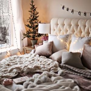 Ejemplos de habitaciones tumblr para que tu dormitorio se vea super acogedor
