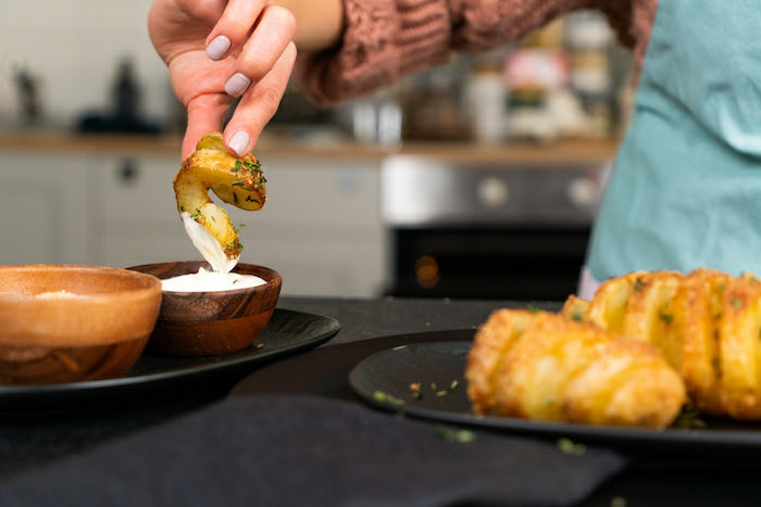 platos para preparar para tus invitados, ideas de entrantes ricos y fáciles de hacer en casa, fotos de comidas para cenas