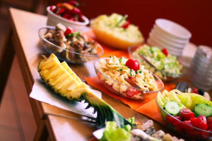 comidas para sorprender a tus invitados, entrantes para cumpleaños super originales, fotos de bonitas comidas