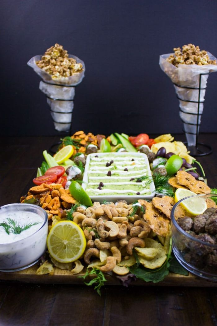 platos con entrantes super originales, fantásticas ideas sobre como sorprender a tus amigos en una fiesta de cumpleaños en casa