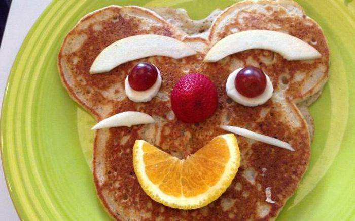 ideas de postres y desayunos originales y divertidos para niños pequeños, platos originales para preparar la casa
