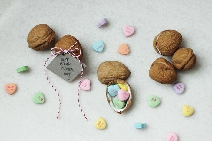 pequeños regalos románticos par tu pareja, fotos de detalles para regalar DIY, originales ideas de regalos san valentin