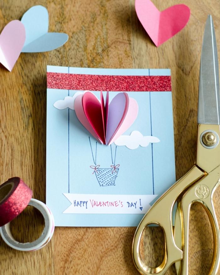 las mejores ideas sobre cómo hacer tarjetas de san valentin DIY en casa, ideas para sorprender a tu pareja en San Valentín