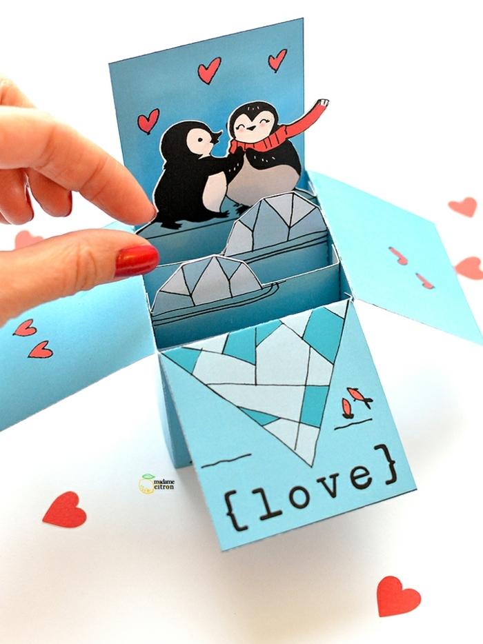 las propuestas más adorables de tarjetas personalizadas para el Día de los enamorados, mas de 80 imagenes de postales DIY
