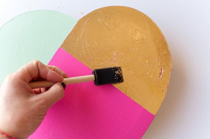 como hacer una caja de joyas DIY para regalar, detalles para san valentin personalizados, fotos de regalos originales