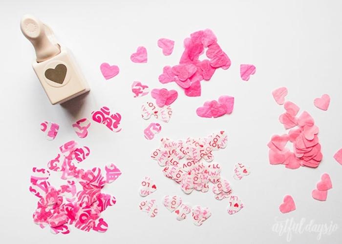 ideas de manualidades para decorar la casa, detalles romanticos para regalar a tu pareja, decoracion con papel mache