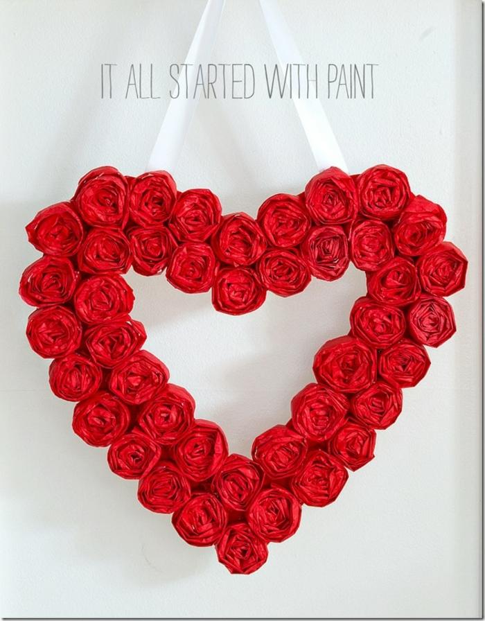 bonitas ideas sobre como sorprender a tu novio en el dia de san valentin, fotos de manualidades y decoracion casa 14 de febrero
