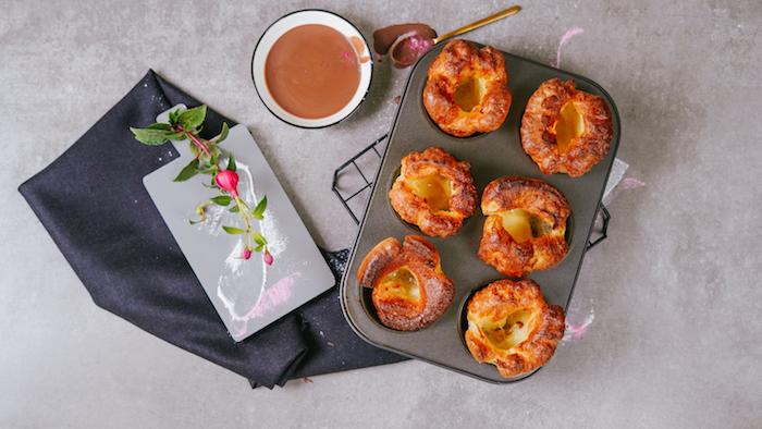 desayuno super rico con pudin de yorkshire desayunos romanticos originales ideas de recetas caseras