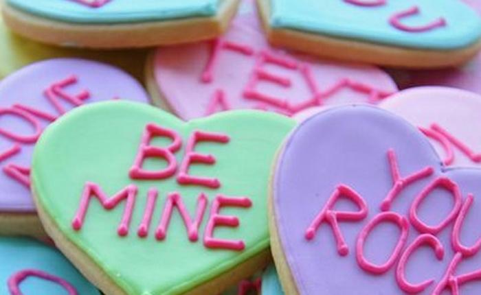 galletas personalizadas decoradas para el dia de san valentin, regalos de san valentin para hombres y mujeres, ideas de regalos caseros