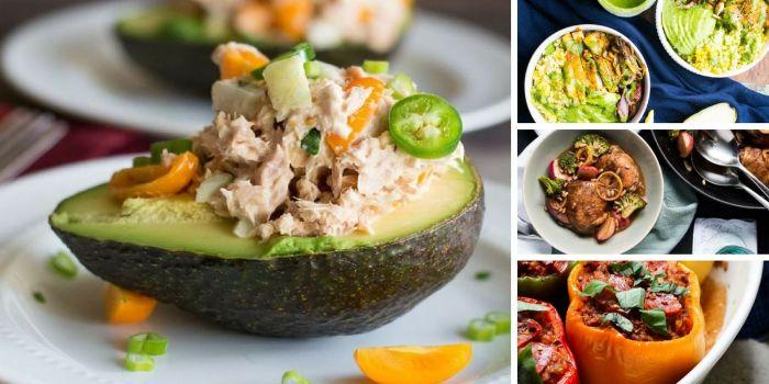 diferentes propuestas de comidas con verduras y carne,que es la dieta cetogenica, fotos de comidas saludables y fáciles de hacer