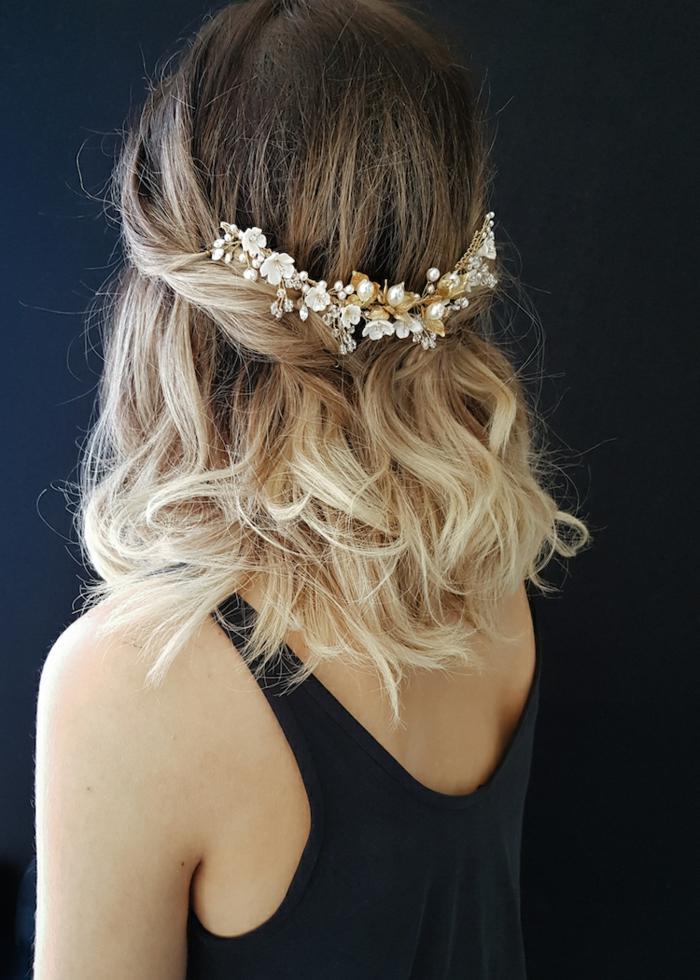 Miradas ganadoras con peinados comunion Fotos de las tendencias de color de pelo - 1001 + ideas ingeniosas de peinados de comunión hermosas