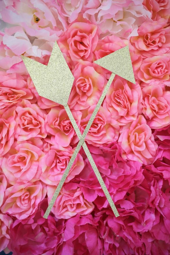 originales ideas sobre como decorar una habitacion para el dia de san valentin, ideas de manualidades san valentin