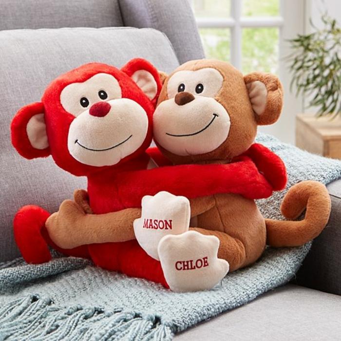 peluches personalizados para el dia de san valentin, fotos de peluches y regalos especiales para regalar a tu novia