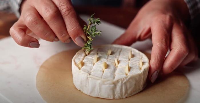 ideas para hacer recetas cetogenicas entrantes faciles con queso brie y jamon recetas paso a paso fotos de entrantes