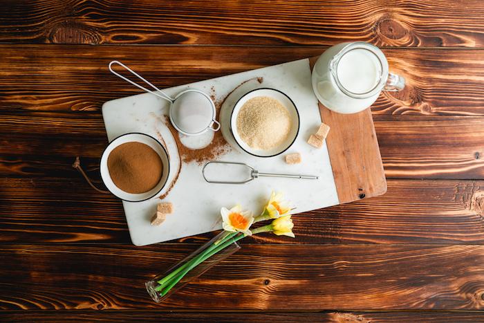 ingredientes para preparar cafe dalgona bebidas con cafe originales ideas para merendar