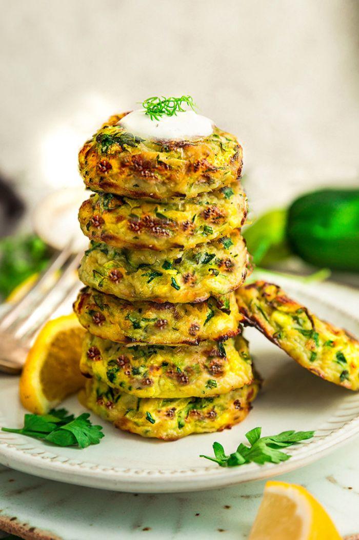 fritatas caseras ricas con espinacas y yogur, dieta cetogenica opiniones, fotos de comidas cetogénicas sabrosas y faciles de hacer