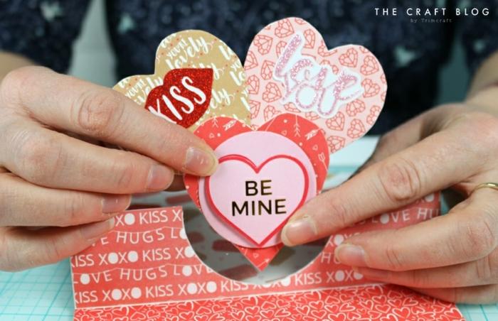 las mejores ideas de tarjetas para regalar en el Día de San valentín, diseñar tarjetas originales para regalar en San valentín