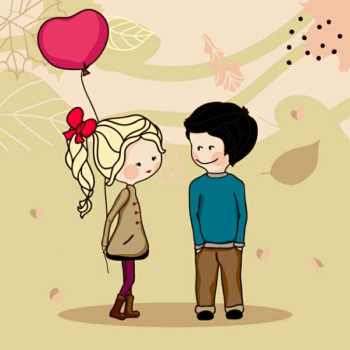 imagenes super tiernas con dibujos de parejas enamoradas, imagenes bonitas sin frases, fotos tiernas para descargar